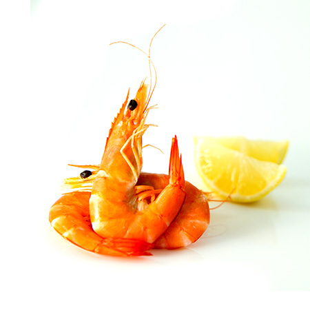 Perfect Catch Prawn Cooked Head on Vannamei